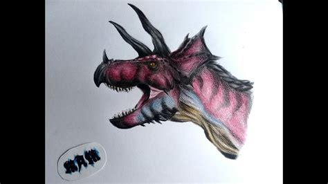 Dino Hibridos #1 dibujando a ultimasaurus :D   YouTube