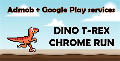 DINO T REX CHROME RUN   iOS by QUESTO_PLAY | CodeCanyon