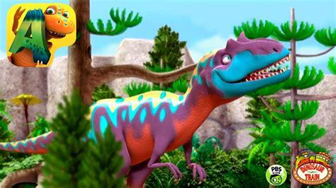 Dino Tren en Español   Dinosaurios para Niños   Niños ...