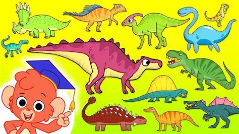 Dinosaur ABC | Learn Dinosaurs for Kids | alphabet ...