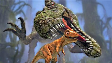 Dinosaur Animation   Cartoon for Children   PANGEA Movie ...