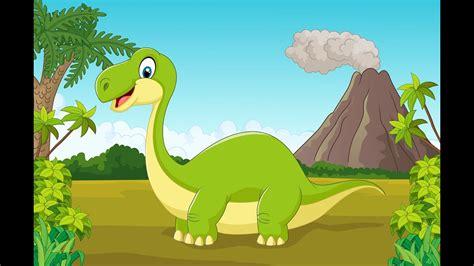 dinosaur cartoon   dinosaurs cartoon short movie   cute ...