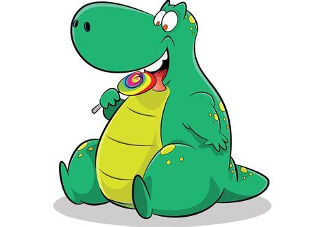 Dinosaur Cartoon Vector | Free Vector Art at Vecteezy!