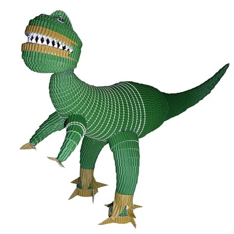 Dinosaur Craft Kit | Dinosaurs For Kids | T Rex