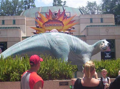 Dinosaur  Disney s Animal Kingdom attraction  | Disney ...