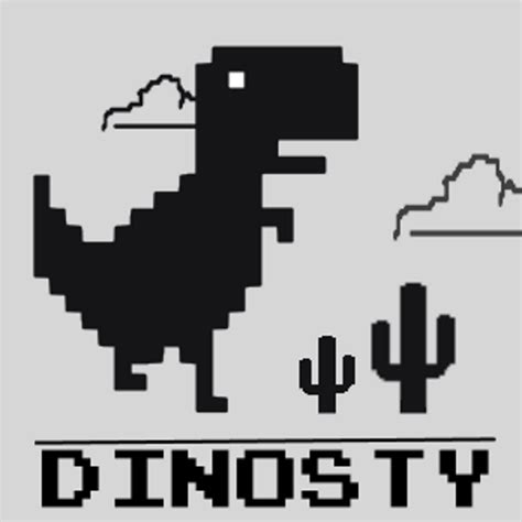Dinosaur from Chrome gets its own  unofficial  game for ...
