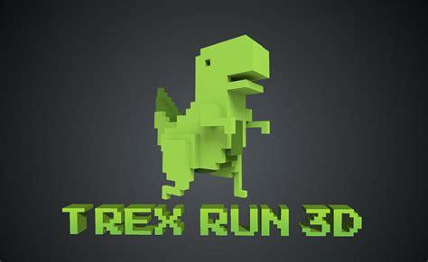 Dinosaur Game 3D   T Rex Run!
