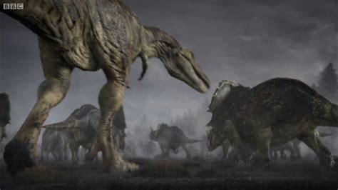 Dinosaur Massacre | Planet Dinosaur | BBC   YouTube