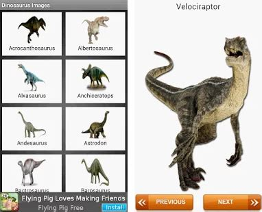 Dinosaur names & their images Apk Download latest version ...