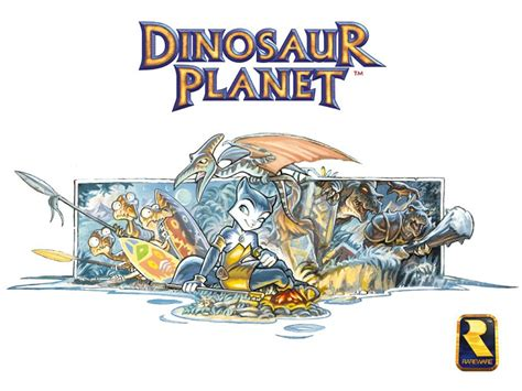 Dinosaur Planet  game  | Arwingpedia | FANDOM powered by Wikia