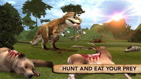 Dinosaur Simulator 2016 APK Free Simulation Android Game ...