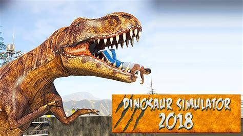 Dinosaur Simulator 2018   Offline Dinosaur Game For ...