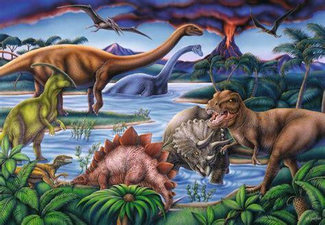 Dinosaur World Diamond Painting Kits Full Drill – OLOEE