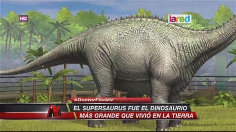 Dinosaurio argentino habría sido el más grande del mundo ...