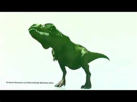Dinosaurio bailando la canción del fabuloso   YouTube