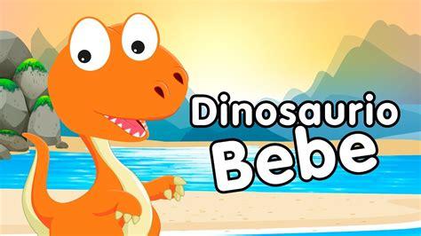 Dinosaurio bebé, canciones infantiles   YouTube