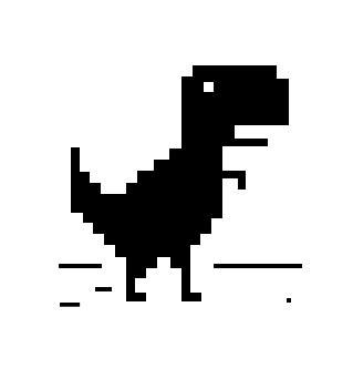 Dinosaurio de Google Chrome En PNG by Kevin Millan by ...