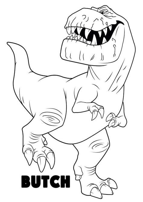 Dinosaurio | dibujos | Un buen dinosaurio, Dinosaurio rex ...