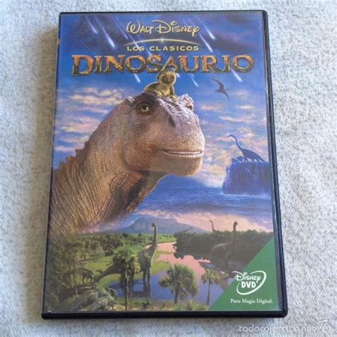 Dinosaurio dvd clásico nº 39 de walt disney   Vendido en ...
