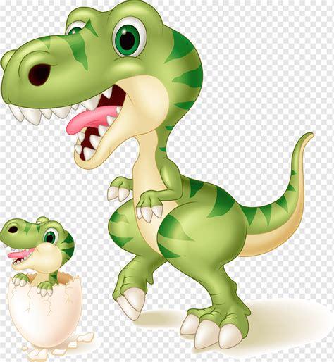 Dinosaurio t rex verde, tiranosaurio dinosaurio dibujo ...