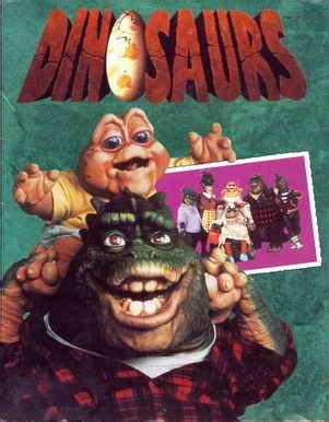 Dinosaurios  1992   Serie de TV  Temp. 2 Español/Latino ...