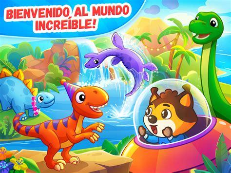 Dinosaurios 2: Juegos educativos para niños 3 años for ...