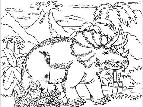 Dinosaurios 51142   Dinosaurios   Colorear para Adultos