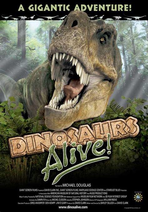 Dinosaurios Alive   Película 2006   SensaCine.com