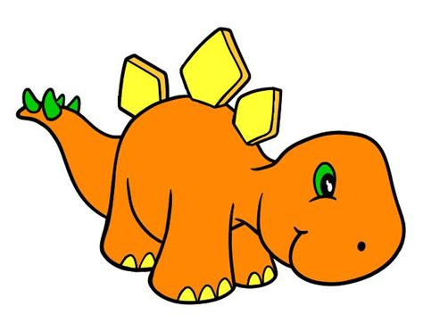 Dinosaurios animados tiernos   Imagui | Dibujo de ...