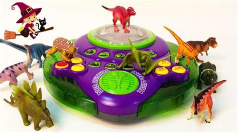 Dinosaurios Aventura Interactiva | Juguetes Educativos ...