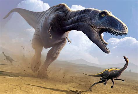 Dinosaurios carnívoros evitaban competir por sus presas y ...