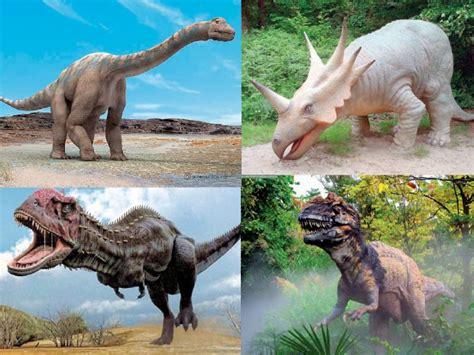 Dinosaurios: Clasificación según su alimentación ...