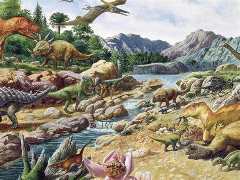 Dinosaurios: ¿cómo extintos? ¿Cuándo murieron los dinosaurios?