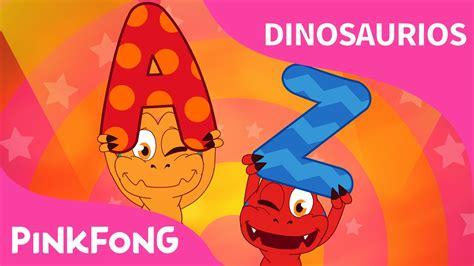 Dinosaurios de la A a la Z   Dinosaurios   PINKFONG ...