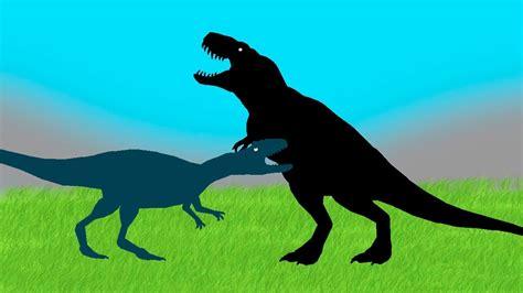 Dinosaurios dibujos animados Dinosaurios de batalla. The ...