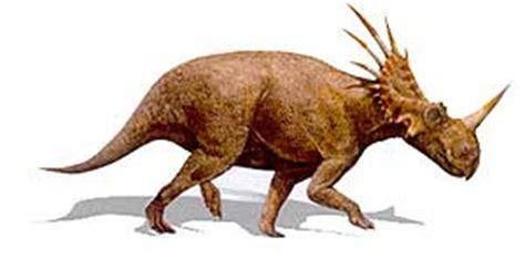dinosaurios: ESTIRACOSAURIO