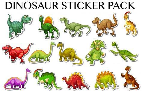 Dinosaurios   Fotos y Vectores gratis