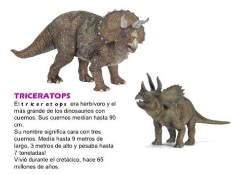 Dinosaurios información  2  | Dinosaurios, Dinosaurios ...