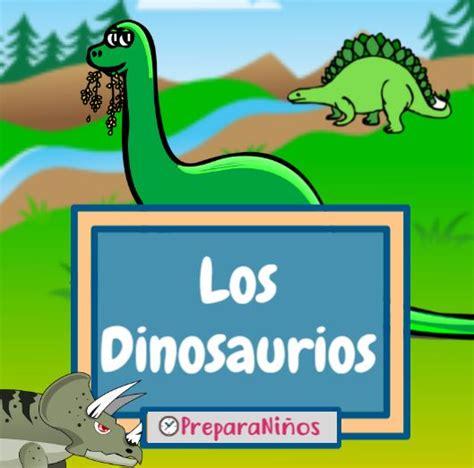 Dinosaurios Informacion Para Ninos   SEONegativo.com