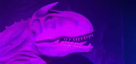Dinosaurios invaden Cancún
