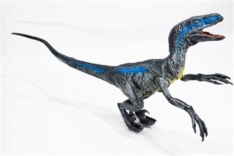 Dinosaurios Jurassic Velociraptor Con Sonido   $ 270.00 en ...