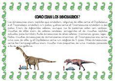 DINOSAURIOS MARZO Y ABRIL | Dinosaurios, Dinosaurios ...