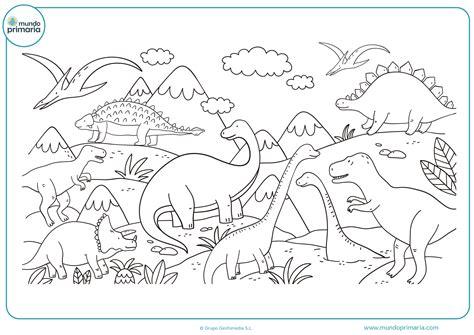 Dinosaurios Para Colorear Animados   Dibujos De Lol Para ...