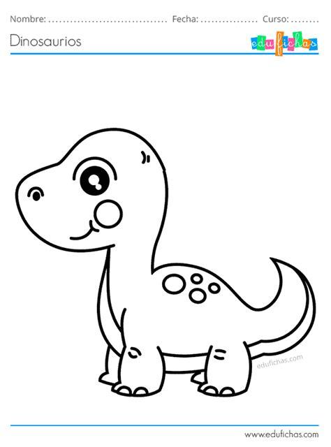Dinosaurios para Colorear. Libro de Colorear GRATIS ...