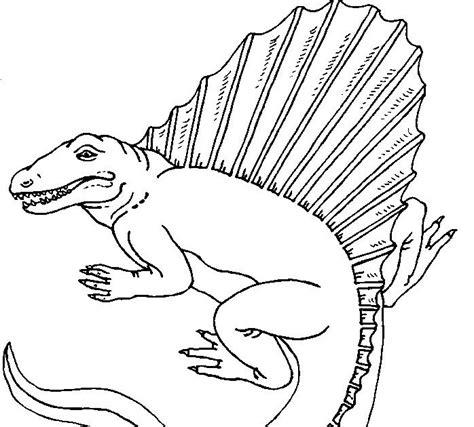 Dinosaurios para colorear: Spinosaurus