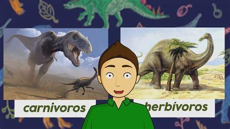 DINOSAURIOS | para niños  Dinosaurs spanish class    YouTube