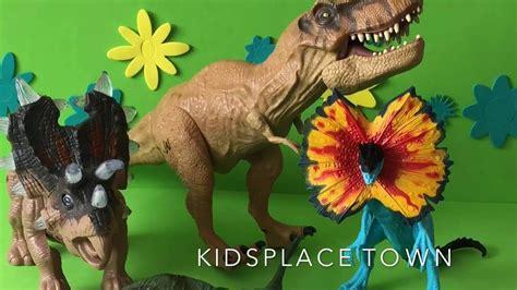 Dinosaurios para Niños   En Español   Dinosaurs for Kids ...