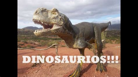 Dinosaurios reales??? ||| Sanagasta La Rioja Argentina #7 ...
