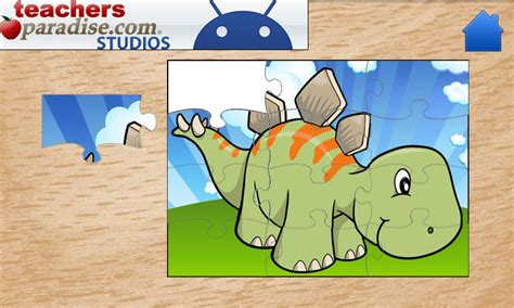 Dinosaurios Rompecabezas   Aplicaciones de Android en ...