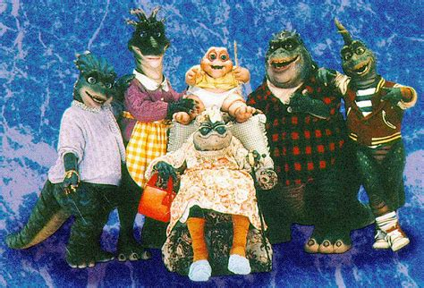 Dinosaurios serie 90´ varios capitulos  1era temp    Taringa!